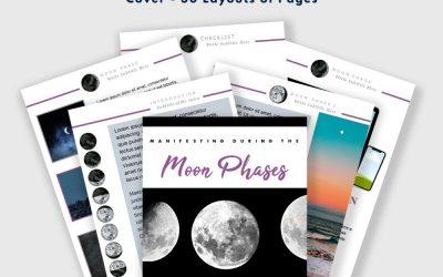 DFY – Moon Manifesting Ebook Template
