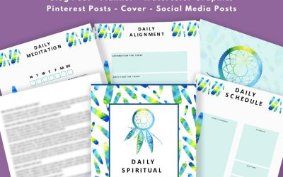 DFY – Daily Spiritual Connection with Planner