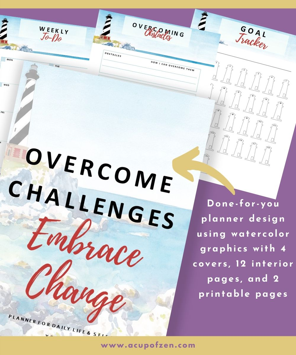 3 overcome challenges low content planner commercial use