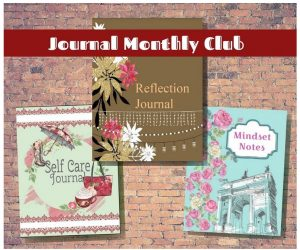 journal monthly club commercial use