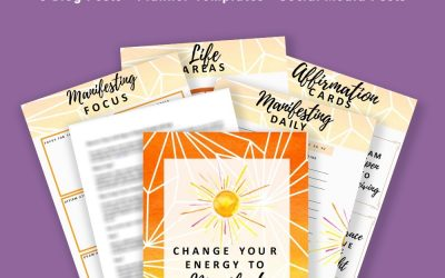 Change Your Energy Manifest What You Want