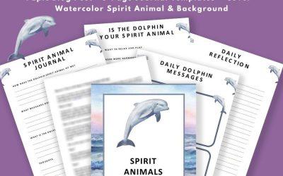 Spirit Animals – Dolphin