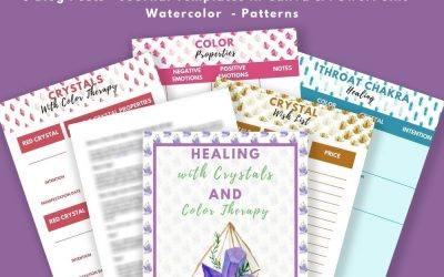 DFY – Healing with Crystals and Color Therapy