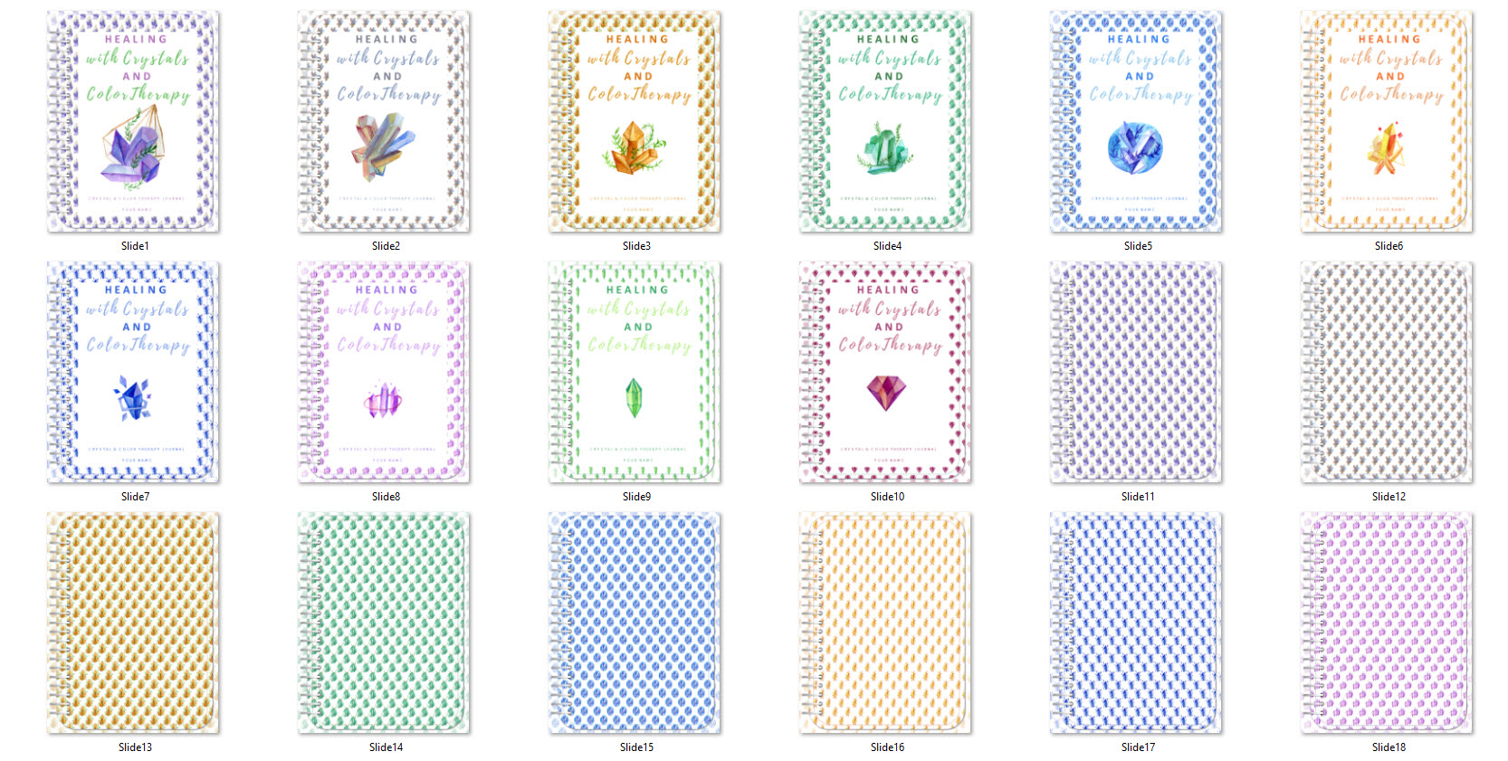 self care and compassion planner commercial use