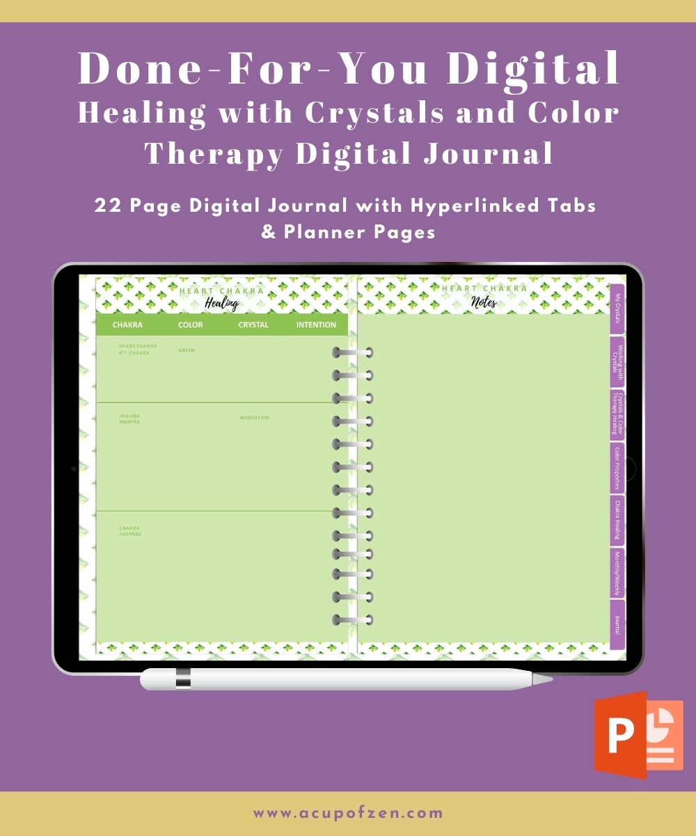digital journal crystals