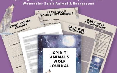 Spirit Animals – Wolf