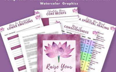 DFY – Raise Your Vibrations Healing Core Beliefs