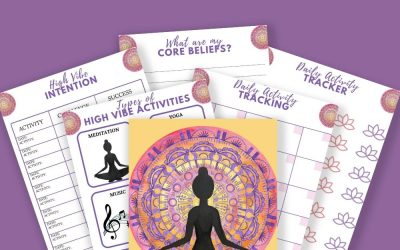 DFY – High Vibes Planner and Journal