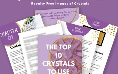 DFY – Top 10 Crystals to Use in Your Daily Life