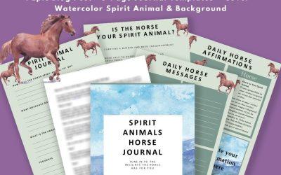 Spirit Animals – Horse