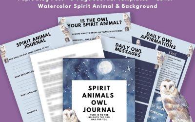 Spirit Animals – Owl