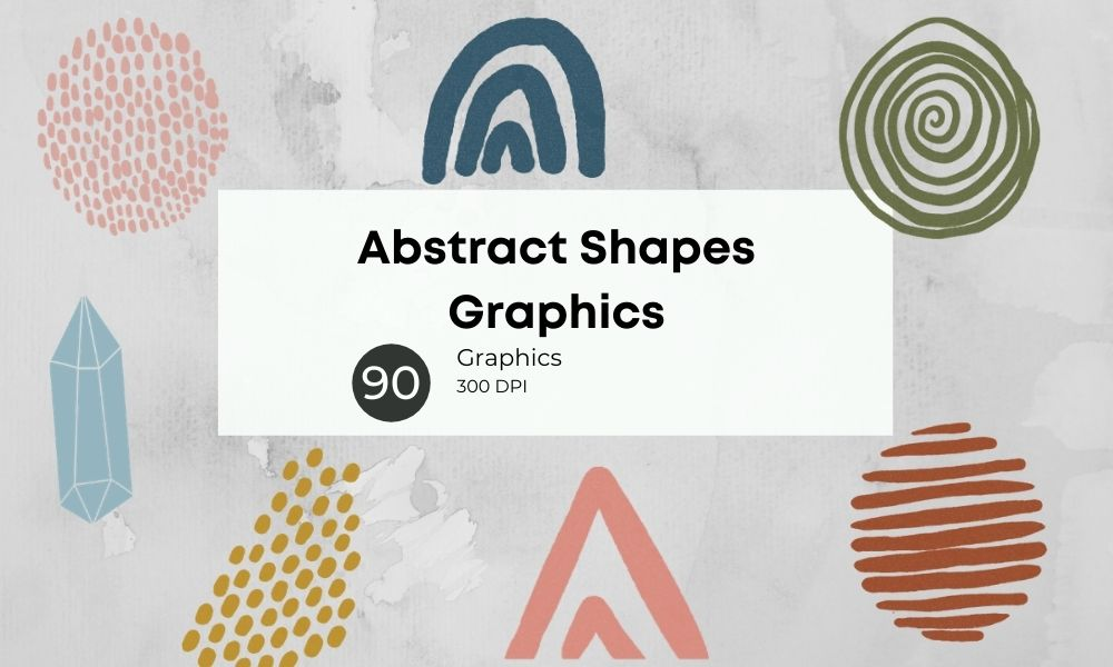 Abstract Shapes Graphics