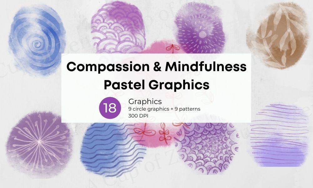 Pastel Graphics Clip Art