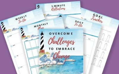 Lighthouse Daily, Weekly, Monthly Planner
