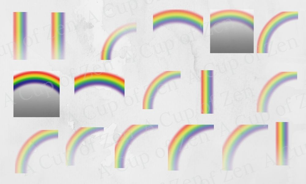 rainbow overlays 2