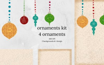 Christmas Ornaments and Designs