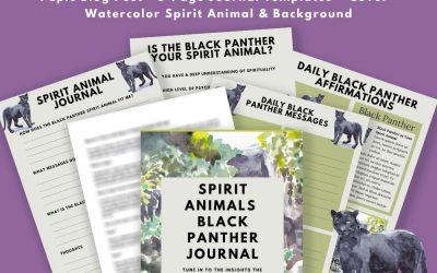 Spirit Animals – Black Panther