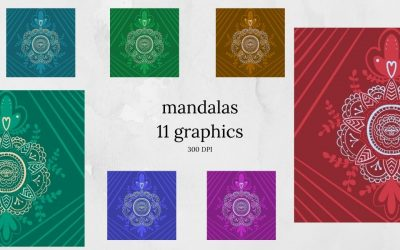 Mandalas Graphics