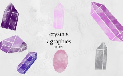 Crystals Graphics