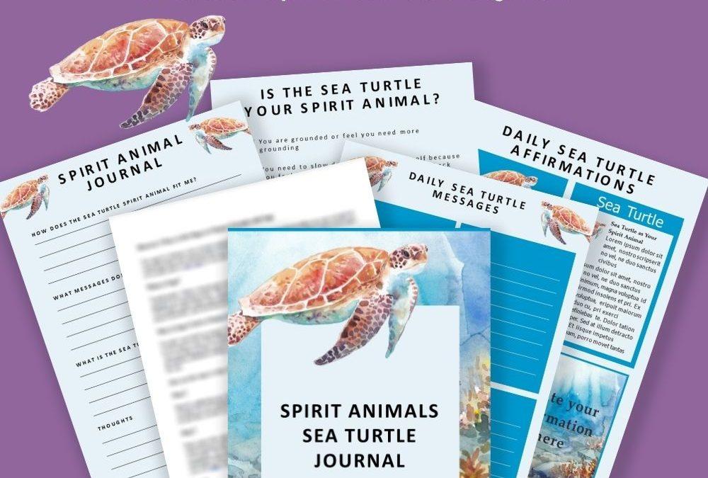 Spirit Animals – Sea Turtle