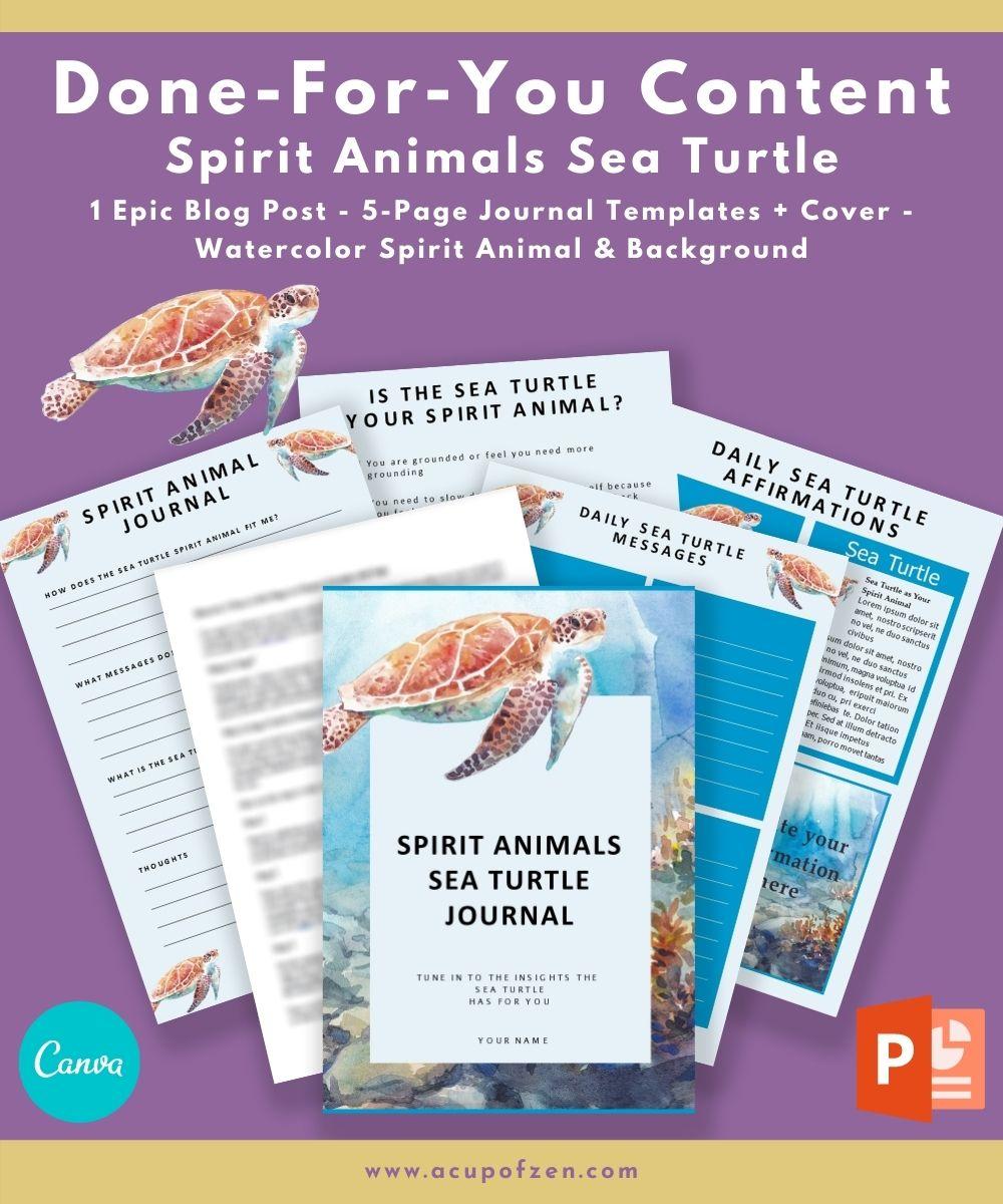 Spirit Animals - Horse Media