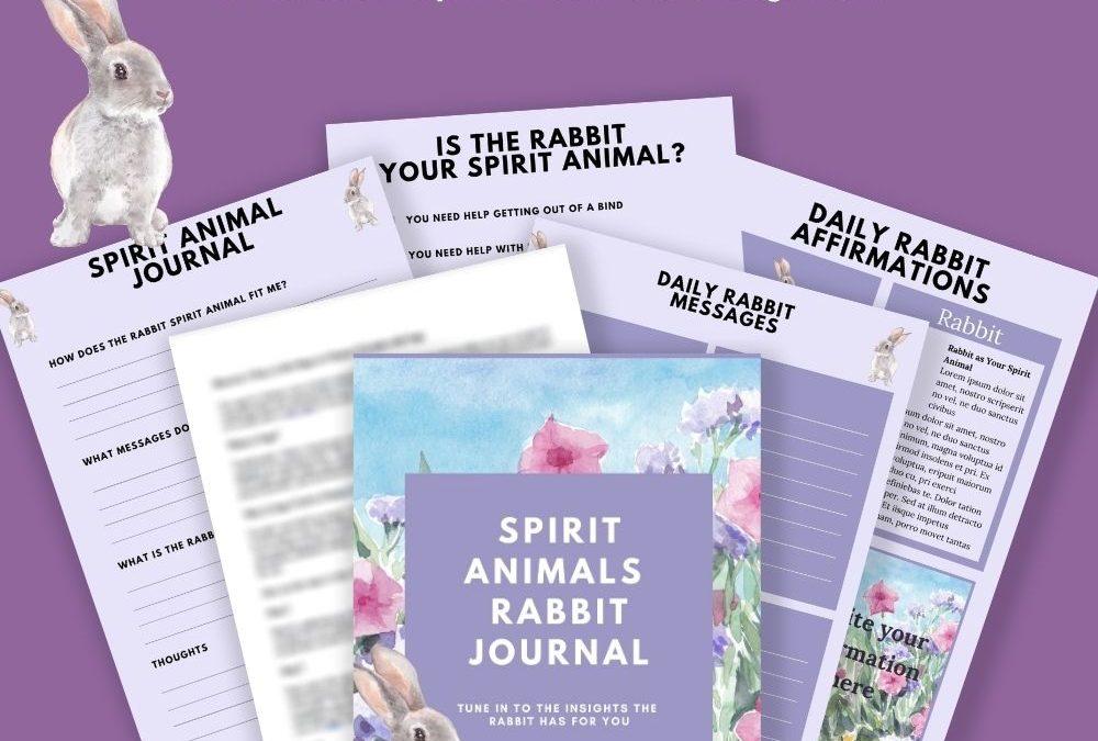 Spirit Animals – Rabbit