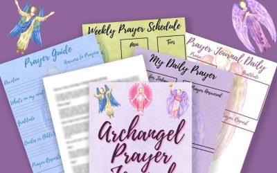 The 7 Archangels & Journal