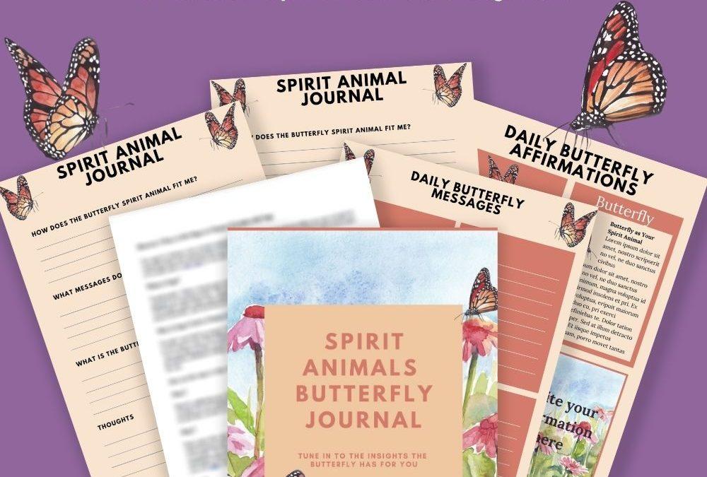 Spirit Animals – Butterflies