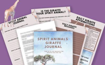 Spirit Animals – Giraffe