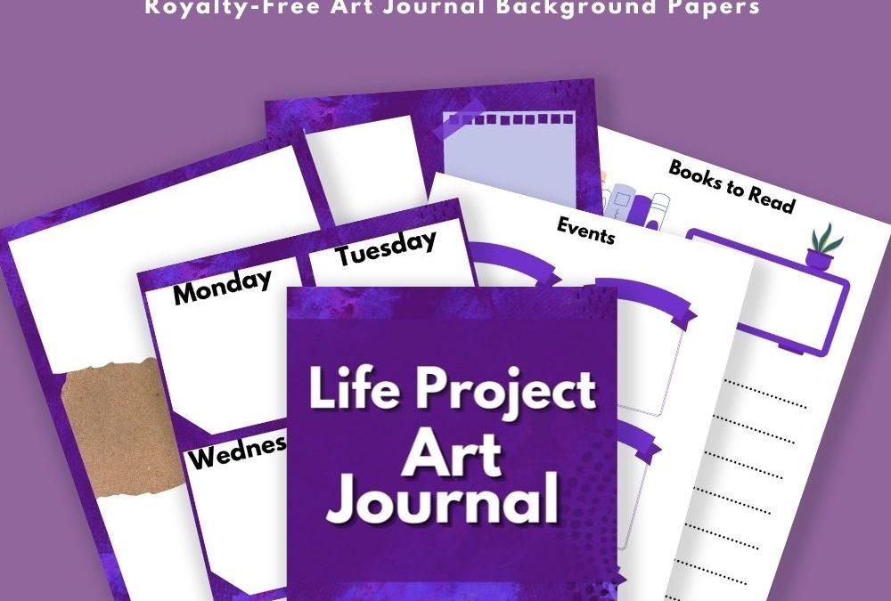 Life Project Art Journal
