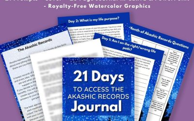 21 Days of Questions to Ask the Akashic Records