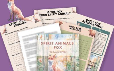 Spirit Animals – Fox