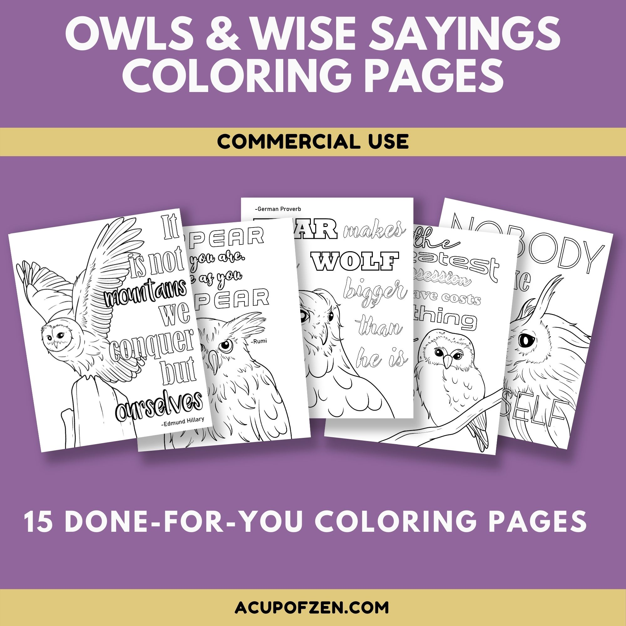 Quotes about life coloring pages commercial use