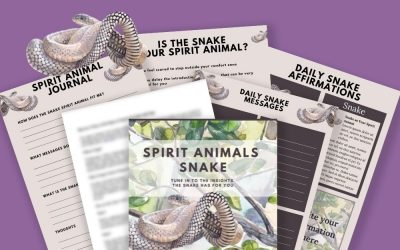 Spirit Animals – Snake