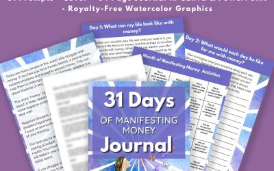 Manifesting Money Journal