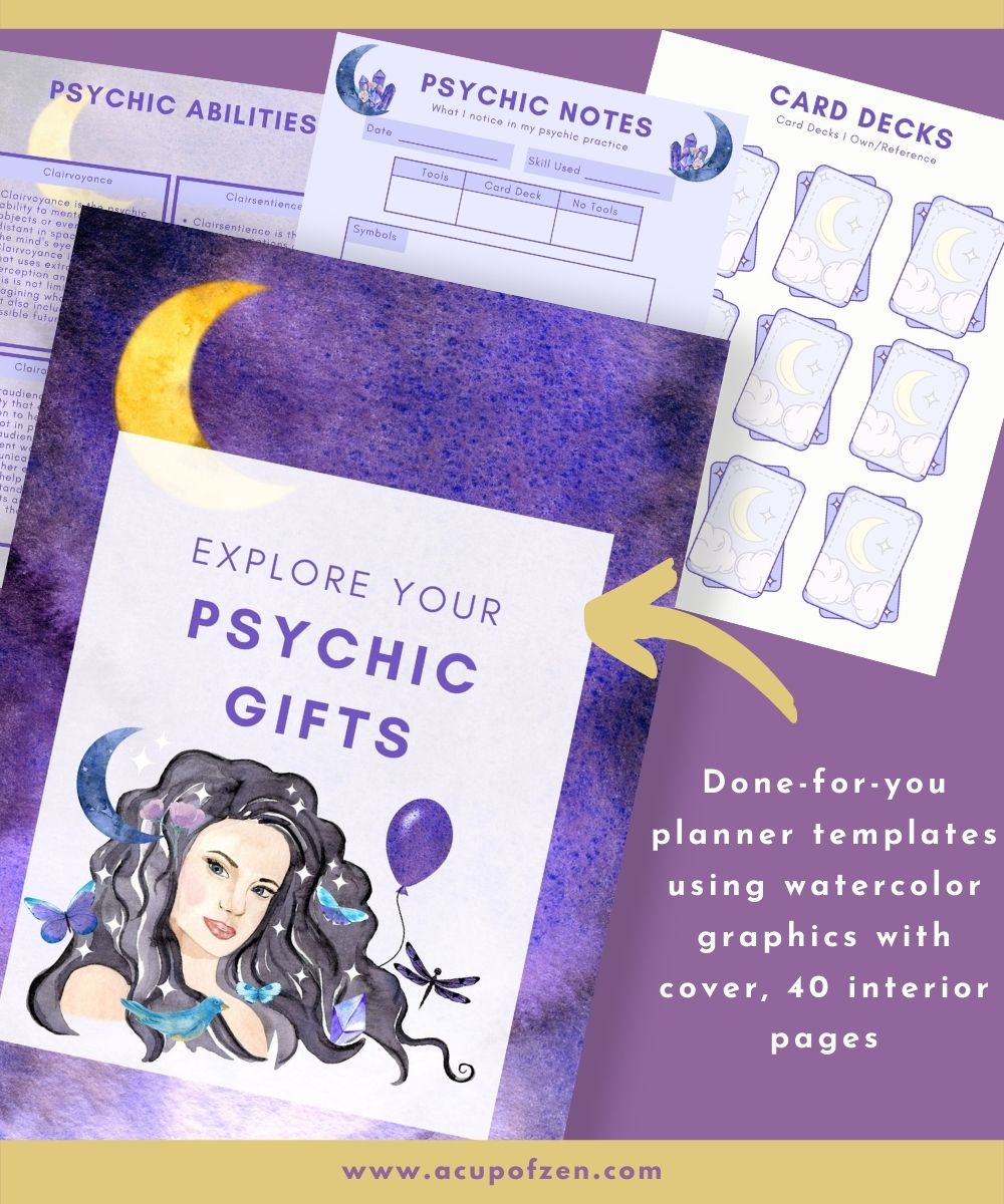 manifesting money content and planner