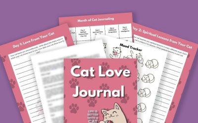 Cat Love Journal